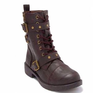 NWT Private Combat Boot
